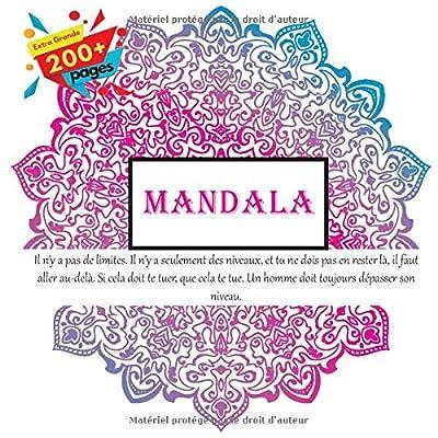 Mandala - Il n'y a pas de limites. Il n'y a seulement des niveaux, et tu ne dois pas en rester là, il faut aller au-delà. Si cela doit te tuer, que ... Un homme doit toujours dépasser son niveau.