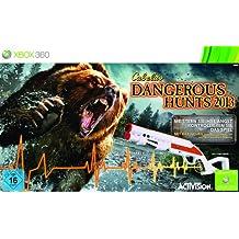 Cabela's Dangerous Hunts 2013 inkl. Top Shot Fearmaster - Controller - [Xbox 360]