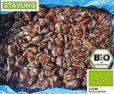 BIO Datteln aus Pakistan (Sorte: Sayer), ohne Stein | 10kg Großpackung GÜNSTIG, NEUE SORTE perfekt zum verarbeiten und snacken - honigsüß-aromatischer Geschmack