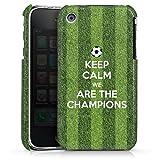 DeinDesign Apple iPhone 3Gs Coque Étui Housse keep calm we are the champions