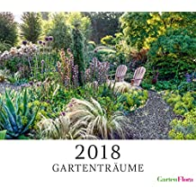 Gartenträume 2018: GartenFlora Fotokalender