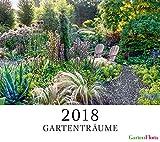 Gartenträume 2018: GartenFlora Fotokalender -