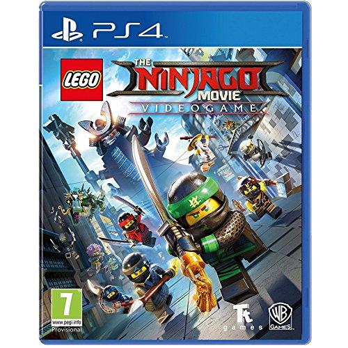 The Lego Ninjago Movie Video Game - [PlayStation - Lego Videospiel Ninjago