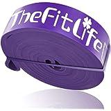 TheFitLife Weerstand Pull Up Banden - Pull-Up Ondersteunende Oefen Banden, Lange Oefening Lus Banden voor Lichaam Rekken, Pow