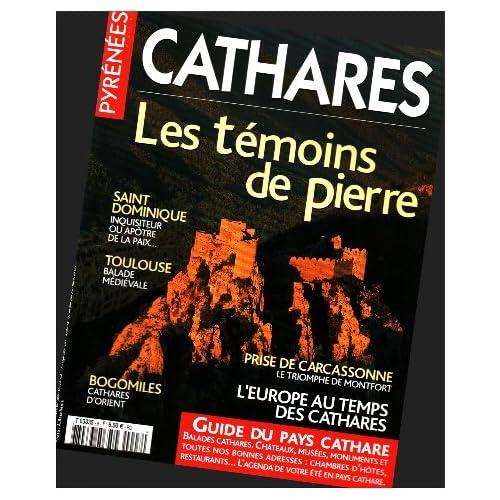 Cathare n° 8 / les temoins de pierre
