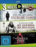 Der Exorzismus der Emma Evans/The Vatican Tapes/At the Devil's Door (3 BRs)