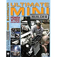 ULTIMATE MINI BUILDER DVD - HONDA VTEC CONVERSION