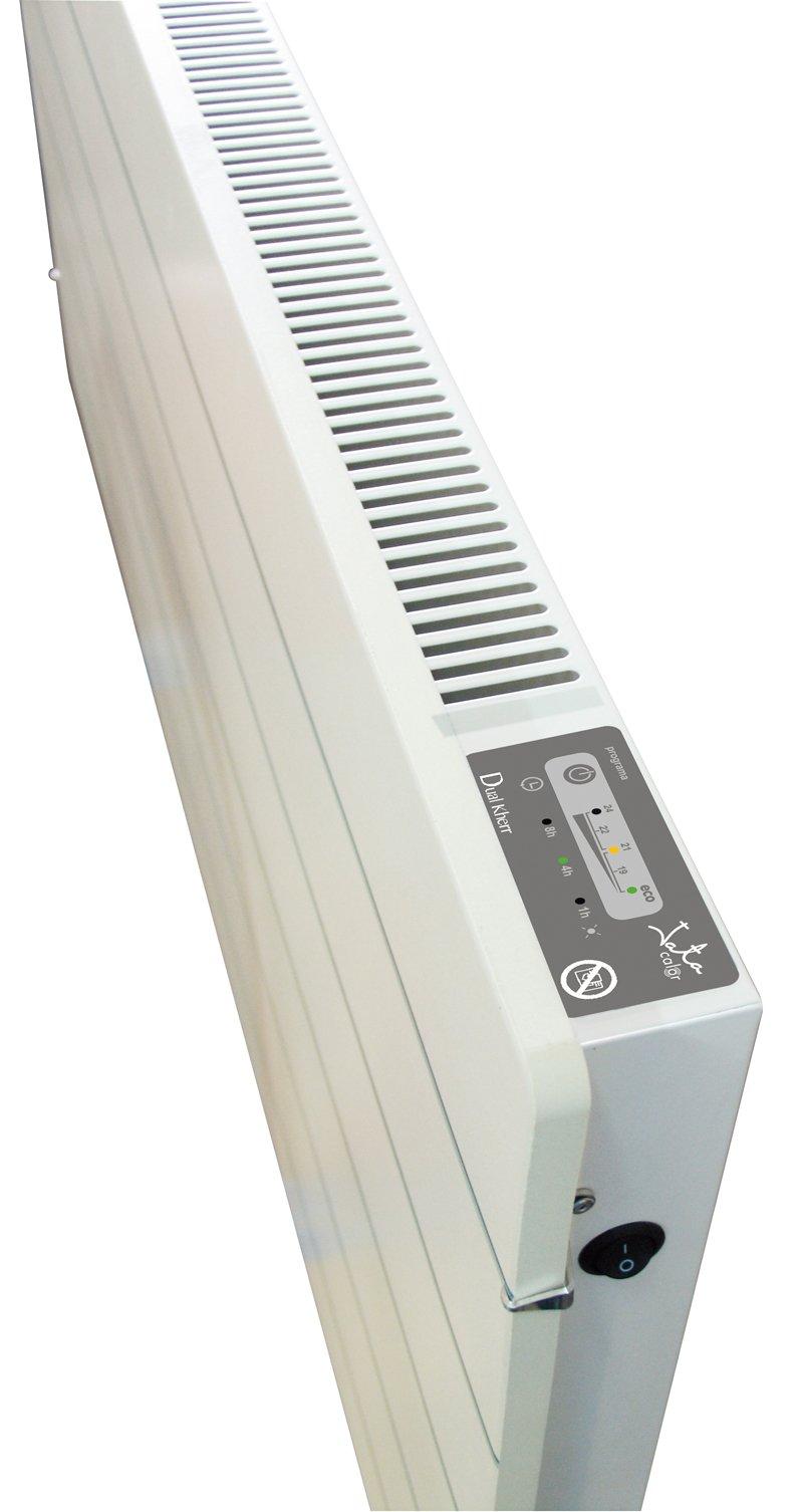 Jata DK2000C Acumulador de silicio, 2000 W, Blanco, especial para pintar