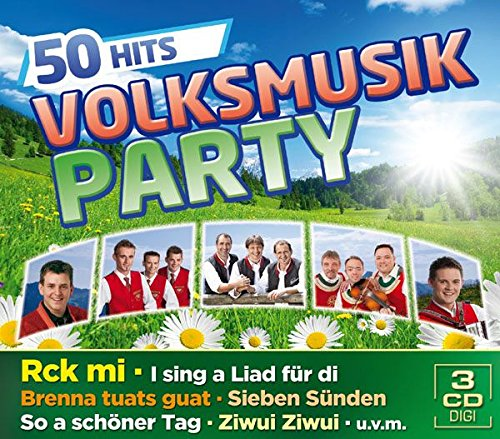Preisvergleich Produktbild Volksmusik Party - 50 Hits