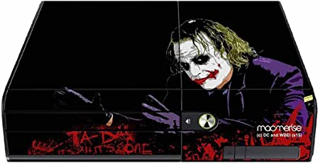 Macmerise Evil Joker - Skin for Xbox 360