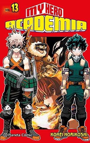 My Hero Academia nº 13 (Manga Shonen) por Kohei Horikoshi