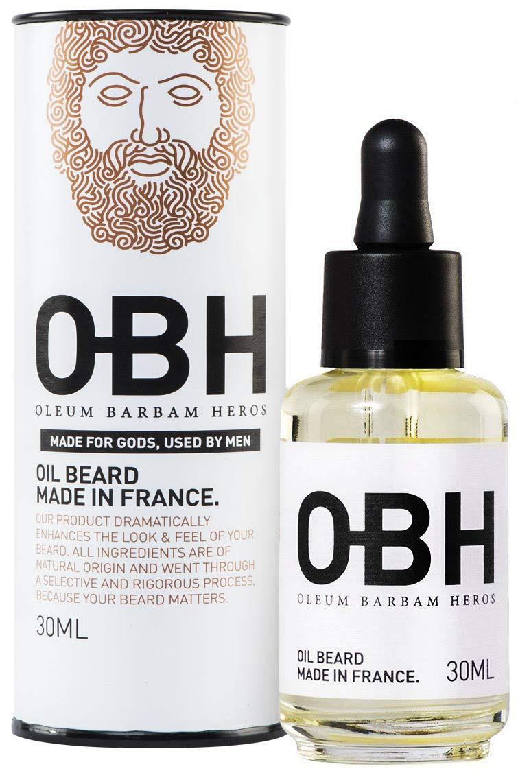Olio Concentrato per una barba più morbida.