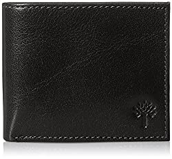 Woodland Black Mens Wallet (W 512004)