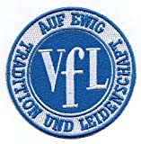 VFL Aufnäher/Bügelbild / Stickbild/Iron on Patch