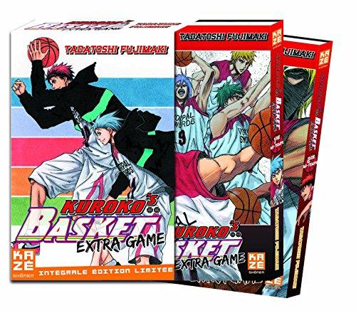 Kuroko's Basket Extra Game Coffret intégral Tomes 1 & 2