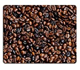MSD Natural Rubber Mousepad IMAGE ID: 9676678 still life of coffee beans