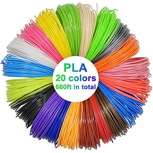 Filamento PLA 3D para rotuladores