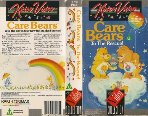 Image of Care Bears Vol.1 - To The Rescue [VHS]