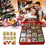 Depruies Plätzchendosen Weihnachten Gebäckdose Metall Keksdose Vorratsdose Aufbewahrungsbox Plätzchen Geschenkbox Blechdose Weihnachtsbox