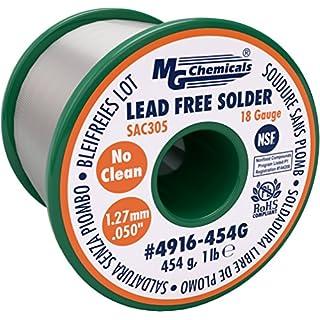 MG Chemicals 4916–454g Spule, keine reinigen, 1, 27mm