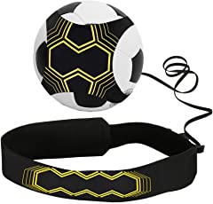 Fußball Kick Trainer, Infreecs Solo Fußball Trainer Soccer Trainer Fußball Training Adjustable Waist Belt für Kinder Anfänger Kick off Trainer