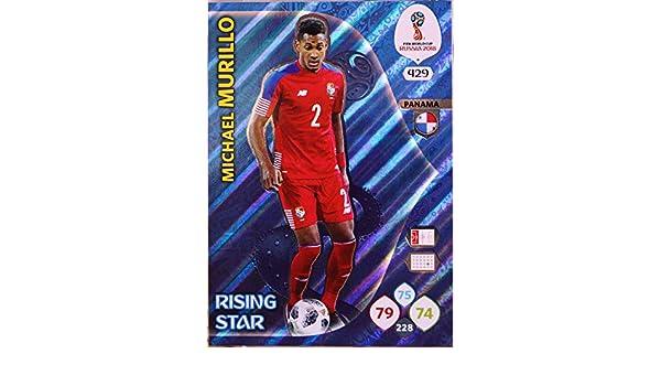 #429 Michael Murillo Panini Adrenalyn XL WM 2018 Rising Star