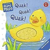 Quak! Quak! Quak!: Ab 3 Monaten (ministeps Bücher)