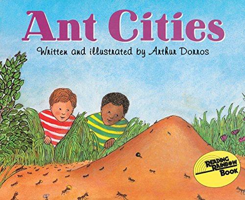 Ant Cities (Reading Rainbow Books)