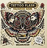 The Tattoo Flash Colouring Book