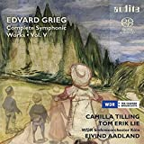 Grieg: Complete Symphonic Works Vol.5