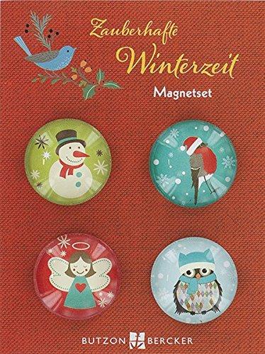Preisvergleich Produktbild Zauberhafte Winterzeit: Magnetset