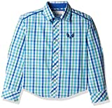 Blue Giraffe Boys' Shirt (AW16/SH/FR/20_...