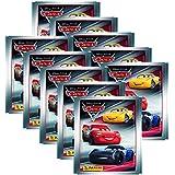Panini - Cars 3: Evolution Movie Sammelsticker - 10 Booster (50 Sticker)