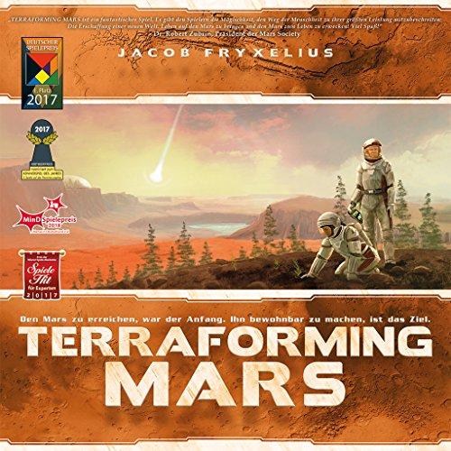 Terraforming Mars (deutsche Ausgabe)