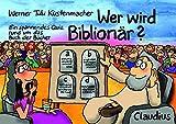 Wer wird Biblionär?: Ein spannendes Quiz rund um das Buch der Bücher