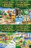Das magische Baumhaus: 4 Sammelbände inkl. Hörbuch-CD von Mary Pope Osborne im Set - enhalten die Einzelbände 1, 2, 3, 4, 5, 6, 7, 8, 9, 10, 11, 12, 13, 14, 15, 19