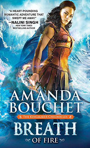 Breath of Fire (The Kingmaker Chronicles Book 2) (English Edition)