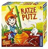 Kosmos 697488 - Ratze Putz - Acchiappa le barbabietole, Gioco da tavolo [lingua tedesca]