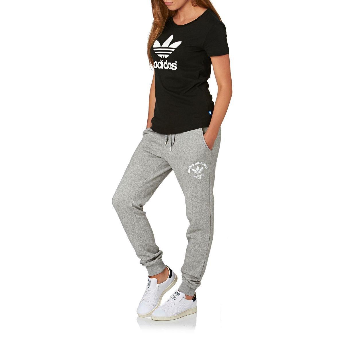 Pantalon Pour FemmeCoupe Survêtement Revers De DroiteAvec Adidas wnkX8O0P