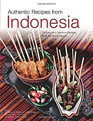 Authentic Recipes from Indonesia (Authentic Recipes Series) by Heinz Von Holzen (2006-06-15)