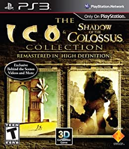 Ico and Shadow of the Colossus Collection PS3 [import US] (Jeu en Francais)