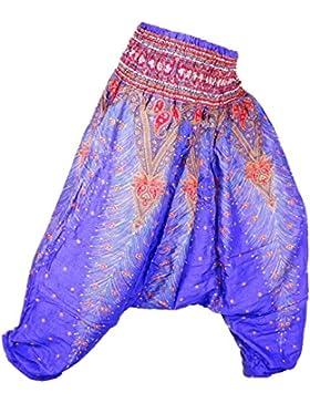Sarouel donna pantaloni etnica