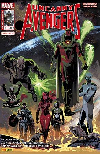 Uncanny avengers v2 09 1/2 Daniel Acuna