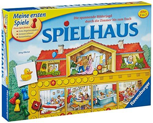 (Ravensburger 21424 - Spielhaus)