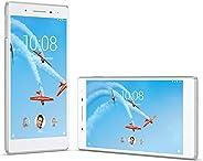 Lenovo TAB 4 7 (TB-7504X) Tablet, Meditek-MT8735B, 7 Inch, 16 GB, 2GB RAM, Android 7.0, POLAR WHITE