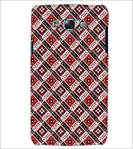 PrintDhaba Pattern D-5474 Back Case Cover for SAMSUNG GALAXY ON 5 (Multi-Coloured)