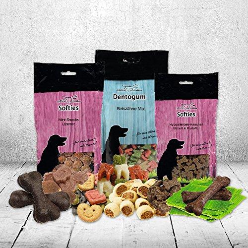 Schecker Snack Testpaket Test The Best Hundekekse, Hundekuchen, Hundeleckerlie und auch Zahnpflegesnacks