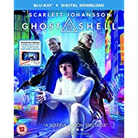 GHOST IN THE SHELL Blu-RayTM + digital download