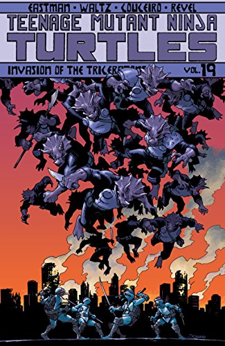 Teenage Mutant Ninja Turtles Vol. 19: Invasion of the ...