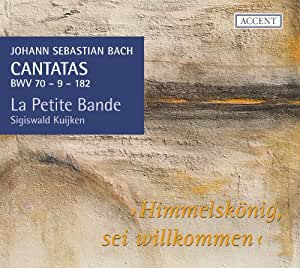 J.S. Bach: Kantaten Vol.18-BWV 70/9/182
